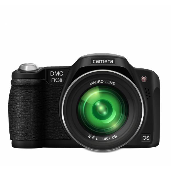 12.1 MP CMOS Digital Camera with 5x Optical Zoom and 1080p Full-HD Video