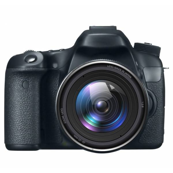 22.3 MP Full Frame CMOS with 1080p Full-HD Video Mode Digital SLR Camera (Body)